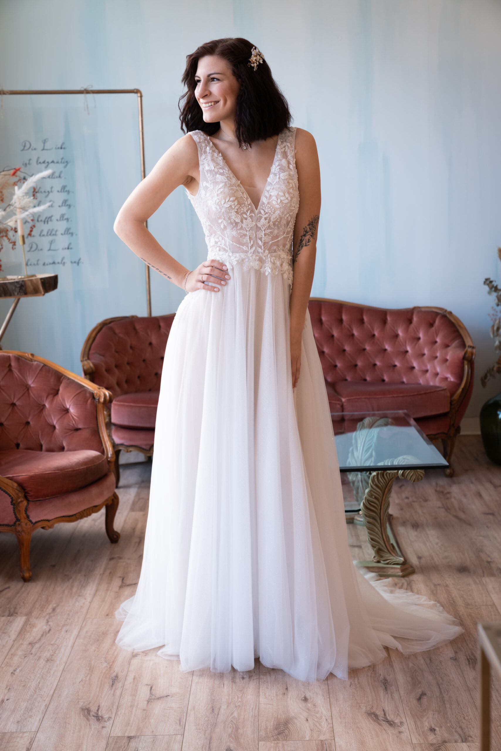 BRIDAL DRESS MARCELLA