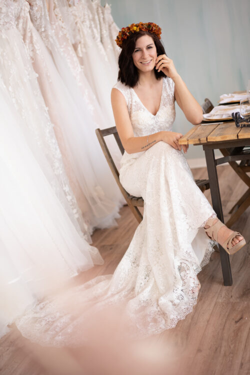 BRIDAL DRESS REBECCA