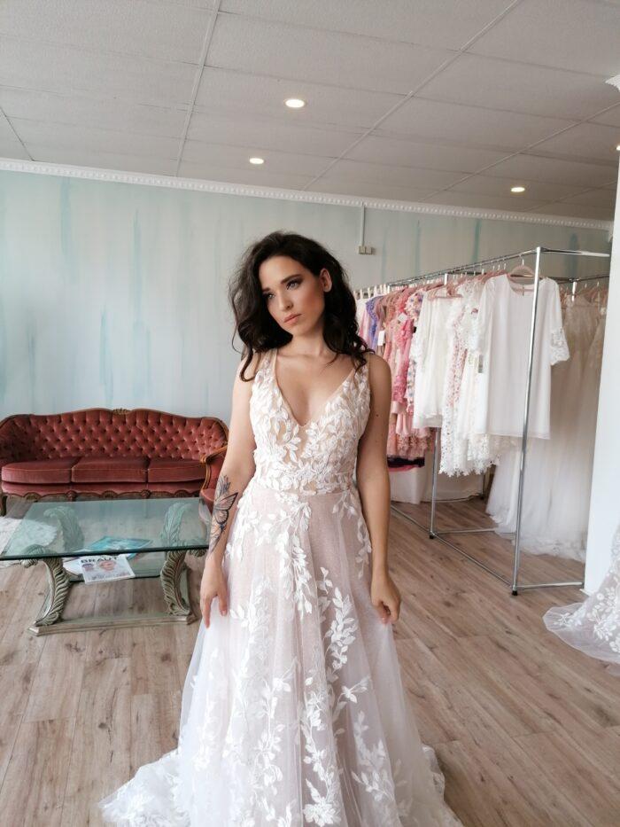 BRIDAL DRESS JUSTINA